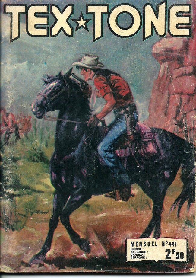 Couverture de Tex-Tone -441- Le rancunier