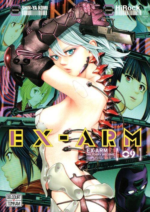 Couverture de Ex-Arm -9- Volume 09