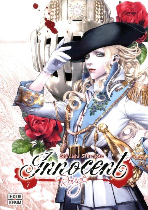 Couverture de Innocent Rouge -7- Frère et soeur de la Révolution