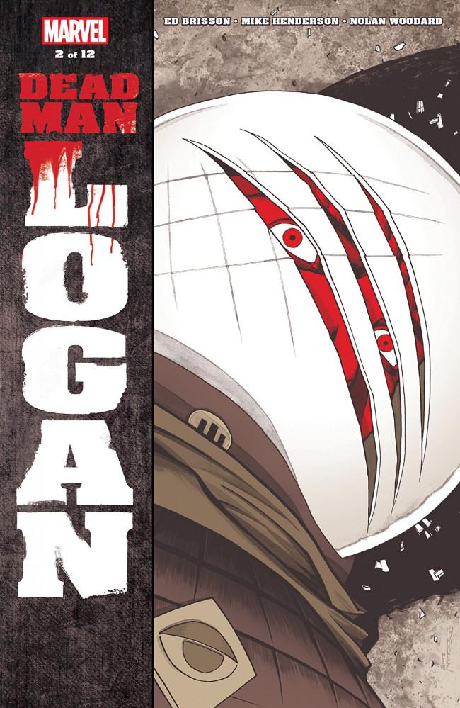 Couverture de Dead Man Logan (2019) -2- Sins of the Father: Part 2