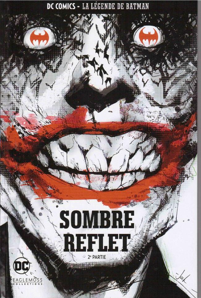 Couverture de DC Comics - La légende de Batman -3657- SOMBRE REFLET 2 ème partie