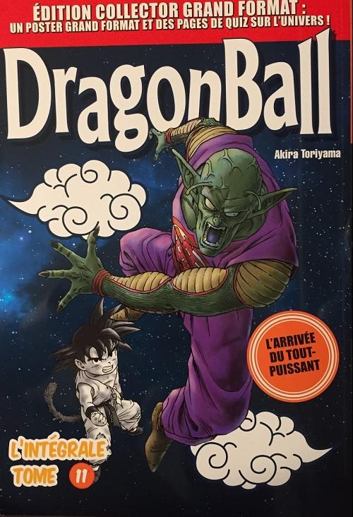 Couverture de Dragon Ball - La Collection (Hachette) -11- Tome 11