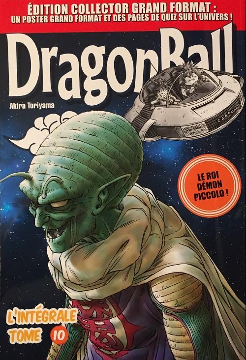 Couverture de Dragon Ball - La Collection (Hachette) -10- Tome 10