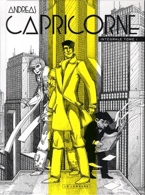 Couverture de Capricorne -INT1- Tome 1
