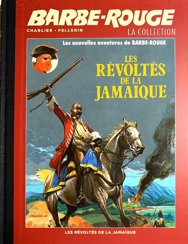 Couverture de Barbe-Rouge (Eaglemoss) -19- Les révoltés de la Jamaïque