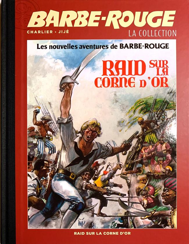 Couverture de Barbe-Rouge (Eaglemoss) -20- Raid sur la corne d'or