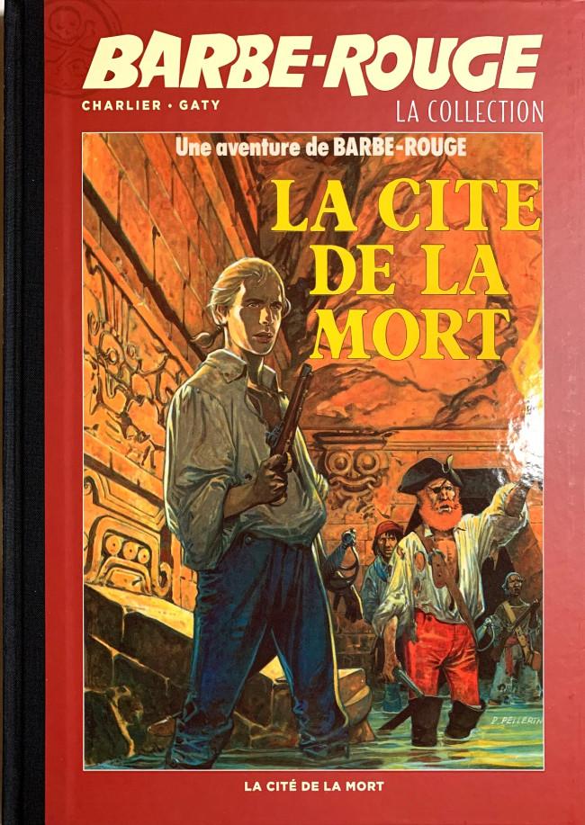 Couverture de Barbe-Rouge (Eaglemoss) -24- La cité de la mort