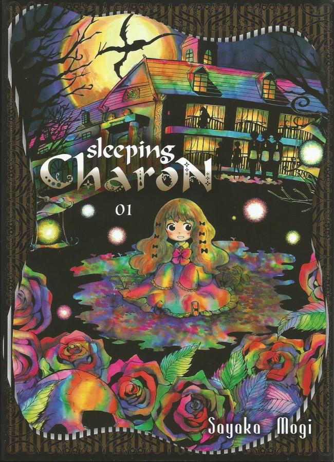 Couverture de Sleeping Charon -1- Tome 1