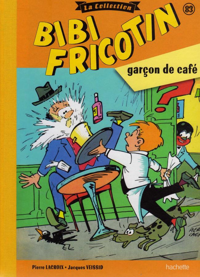Couverture de Bibi Fricotin (Hachette - la collection) -83- Bibi Fricotin garçon de café