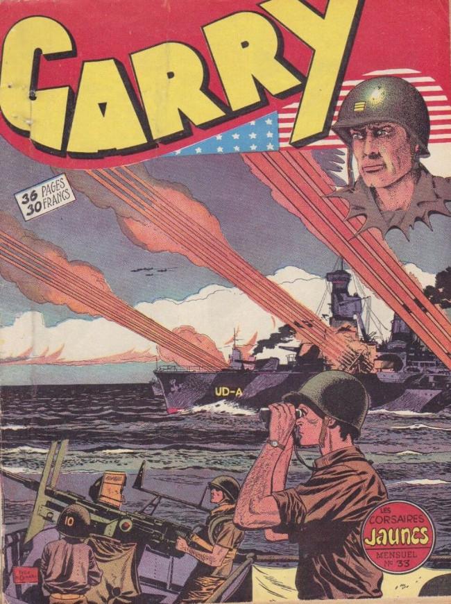 Couverture de Garry (sergent) (Imperia) (1re série grand format - 1 à 189) -33- Les corsaires jaunes