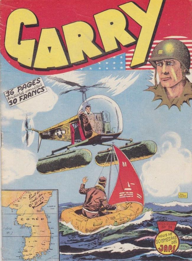 Couverture de Garry (sergent) (Imperia) (1re série grand format - 1 à 189) -34- Nous ne sommes pas des Japs