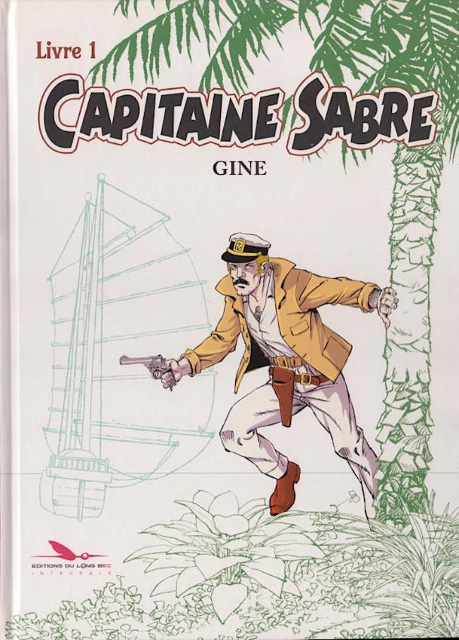 Couverture de Capitaine Sabre -INT1- Livre 1