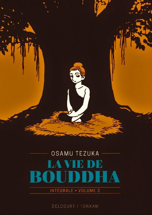 Couverture de Bouddha - La Vie de Bouddha -INT2- Intégrale Volume 2