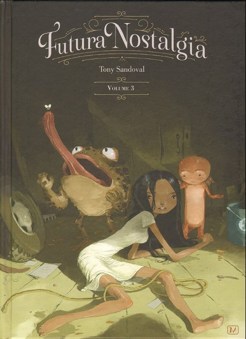 Couverture de Futura Nostalgia -3- Volume 3