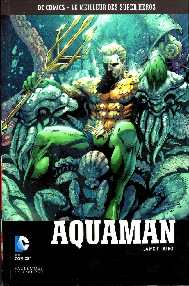 Couverture de DC Comics - Le Meilleur des Super-Héros -88- Aquaman - La Mort du Roi