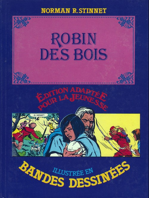 Robin des bois (Stinnet)