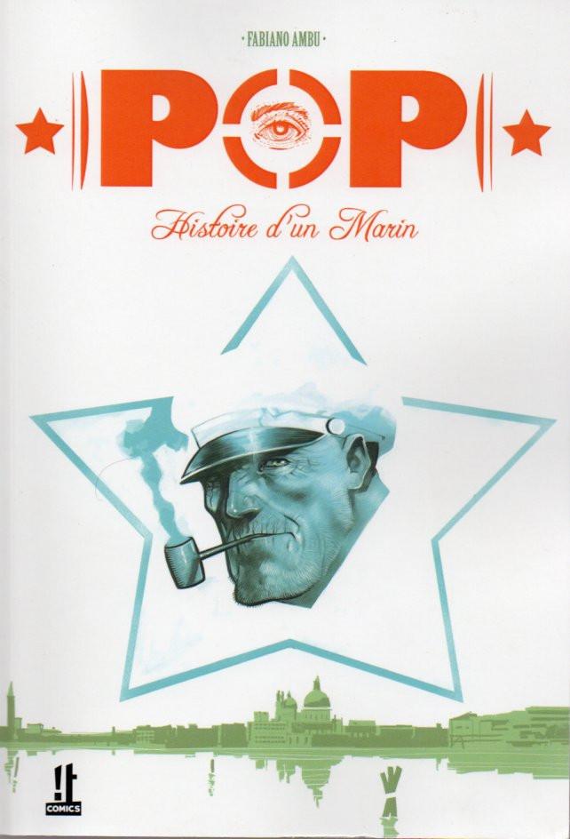 Couverture de Pop - Histoire d'un marin -1- Histoire d'un marin