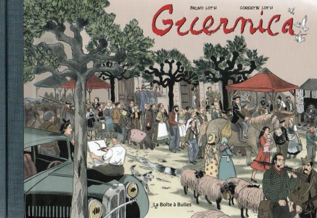 Couverture de Guernica