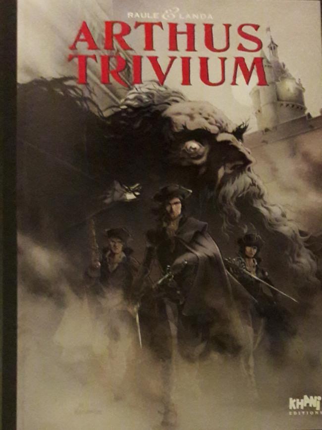 Couverture de Arthus Trivium - Tome INT2 TT