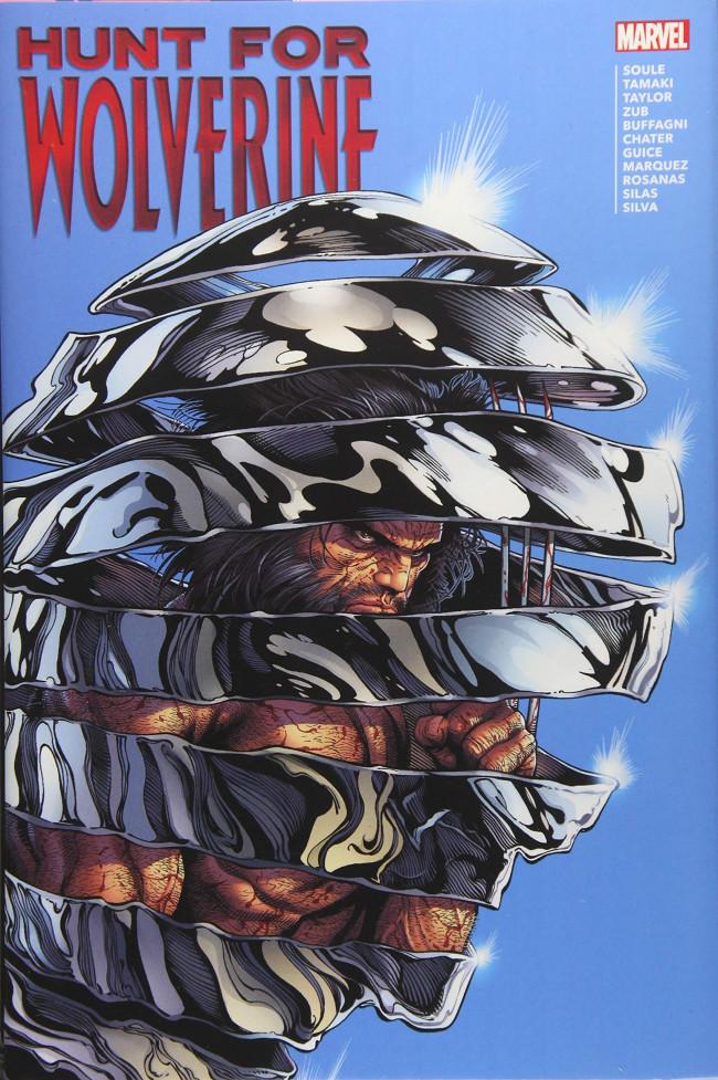 Couverture de Hunt for Wolverine