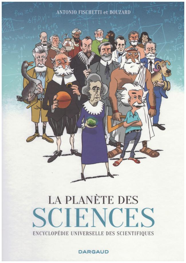 Couverture de La planète des sciences - Tome 1