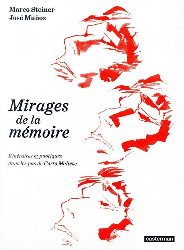 Couverture de Les mirages de la mémoire