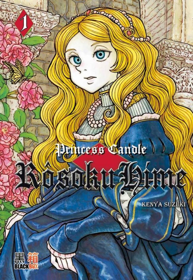 Couverture de Rôsoku Hime - Princess Candle -1- Tome 1