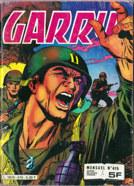 Couverture de Garry (Impéria) (2e série - 190 à 456) -415- Opération ruban rose