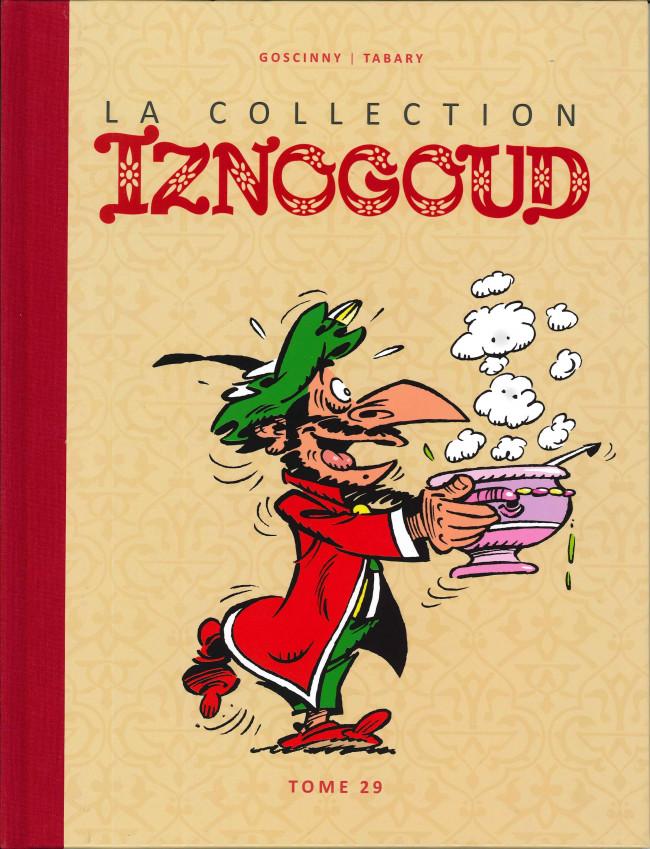 Couverture de Iznogoud - La Collection (Hachette) -29- Tome 29