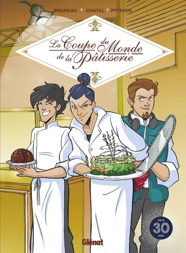 Couverture de La coupe du monde de la pâtisserie - La Coupe du monde de la pâtisserie