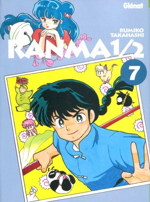 Couverture de Ranma 1/2 (édition originale) -7- Volume 7