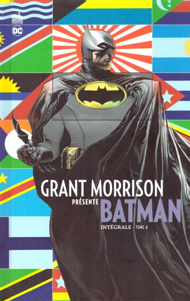 Couverture de Batman (Grant Morrison présente) -INT4- Tome 4