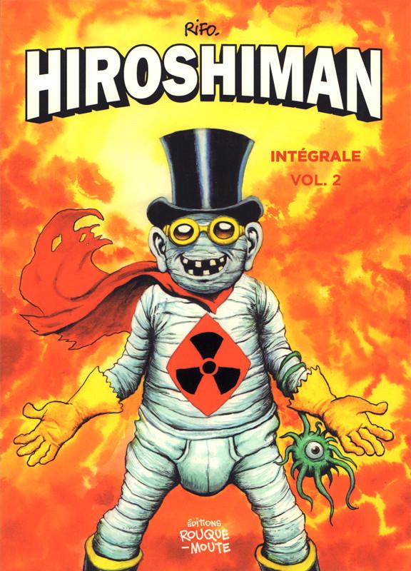 Couverture de Hiroshiman -INT2- Intégrale Vol.2