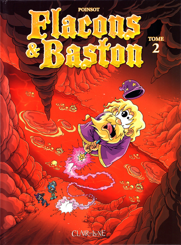 Couverture de Flacons & Baston -2- Tome 2