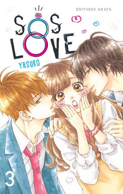 Couverture de SOS love -3- Tome 3