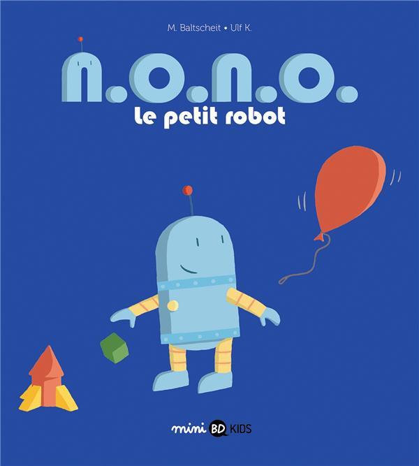 Couverture de n.o.n.o. le petit robot