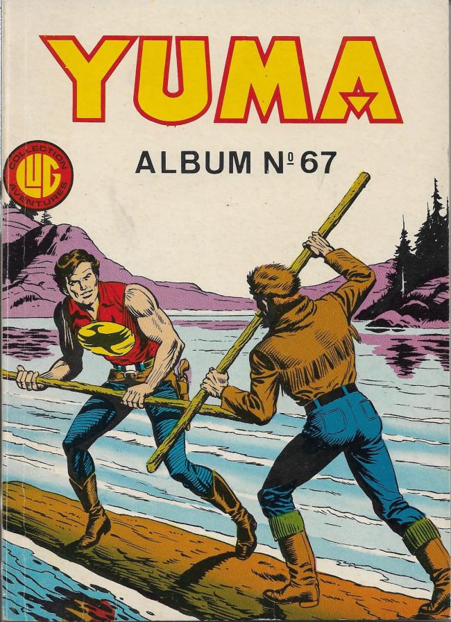 Couverture de Yuma (1re série) -Rec067- Album N°67 (du n°252 au n°254)