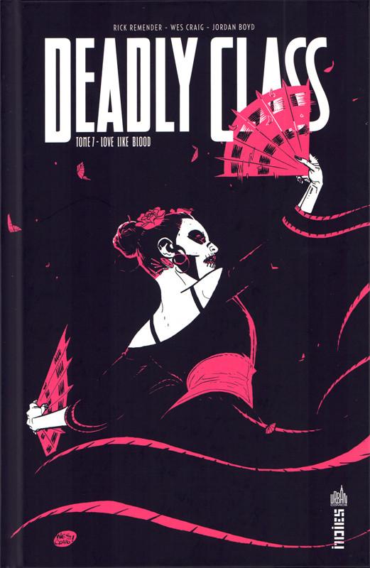 Couverture de Deadly Class -7- Love like blood