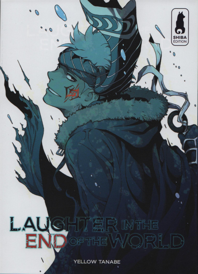 Couverture de Laughter in the end of the world