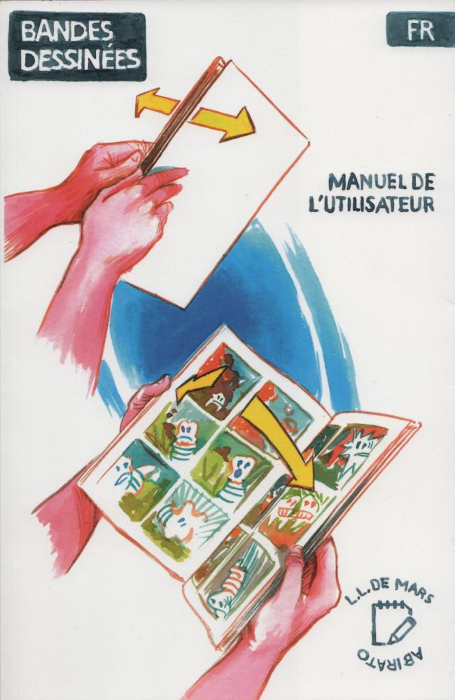 Couverture de bandes dessinées : manuel de l'utilisateur - Bandes Dessinées : manuel de l'utilisateur