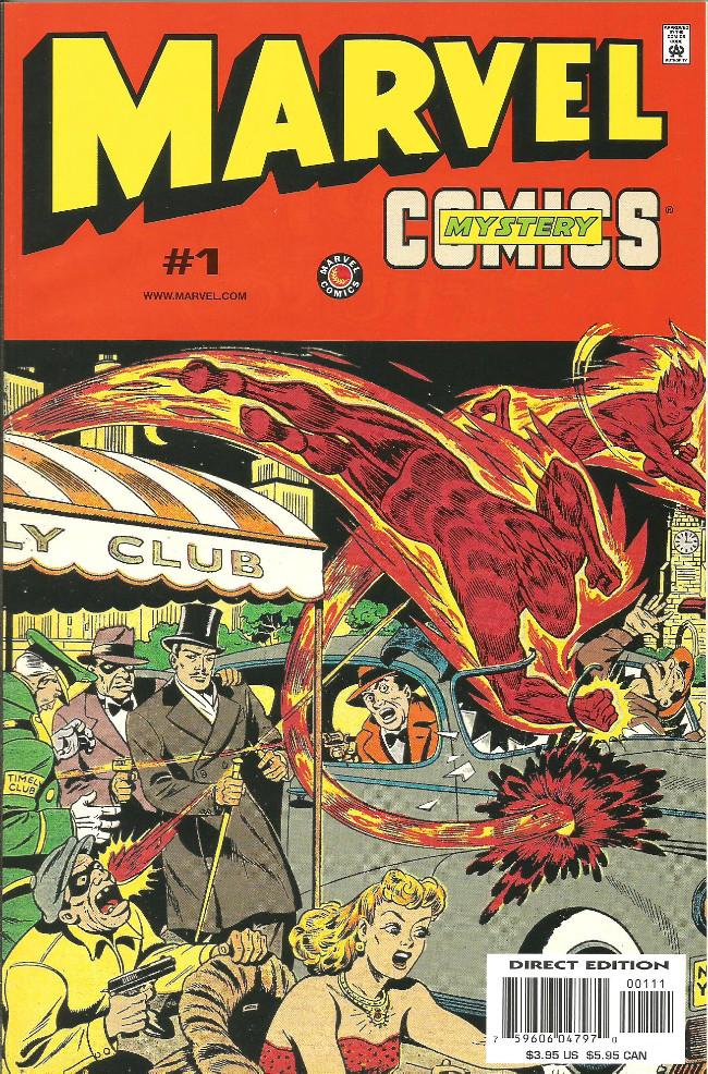 Couverture de Marvel Mystery Comics (1939) -01ES- (sans titre)
