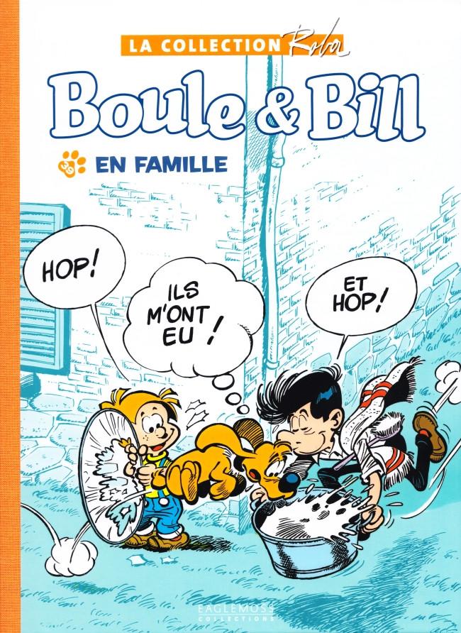 Couverture de Boule et Bill -15- (Collection Eaglemoss) -3931- Boule & Bill en famille