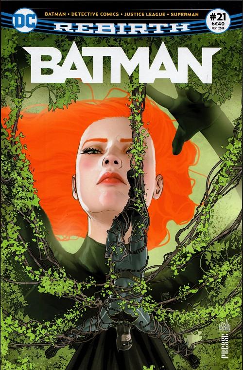 Couverture de Batman Rebirth (DC Presse) -21- Tome 21