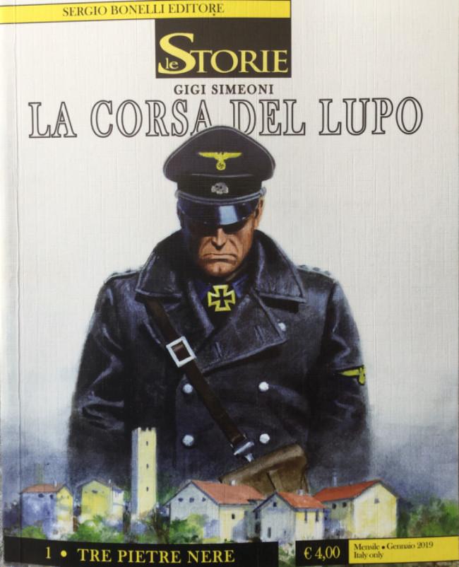 Couverture de Le storie -76- La corsa del lupo
