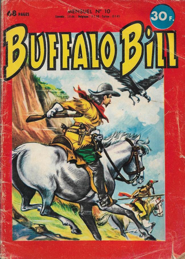 Couverture de Buffalo Bill (Éditions Mondiales) -10- Buffalo Bill