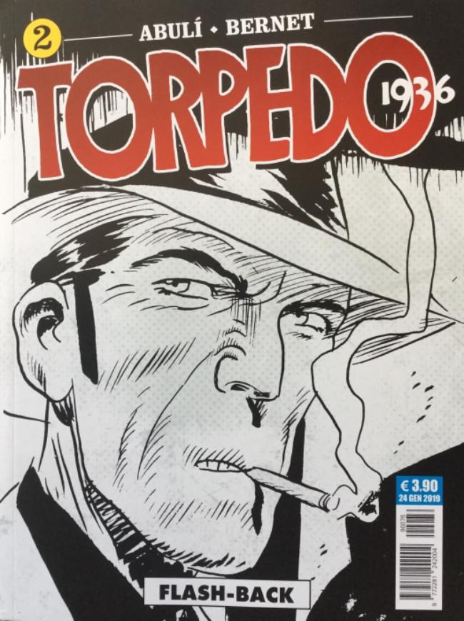 Couverture de Torpédo 1936 (en italien) -2- Flash-back