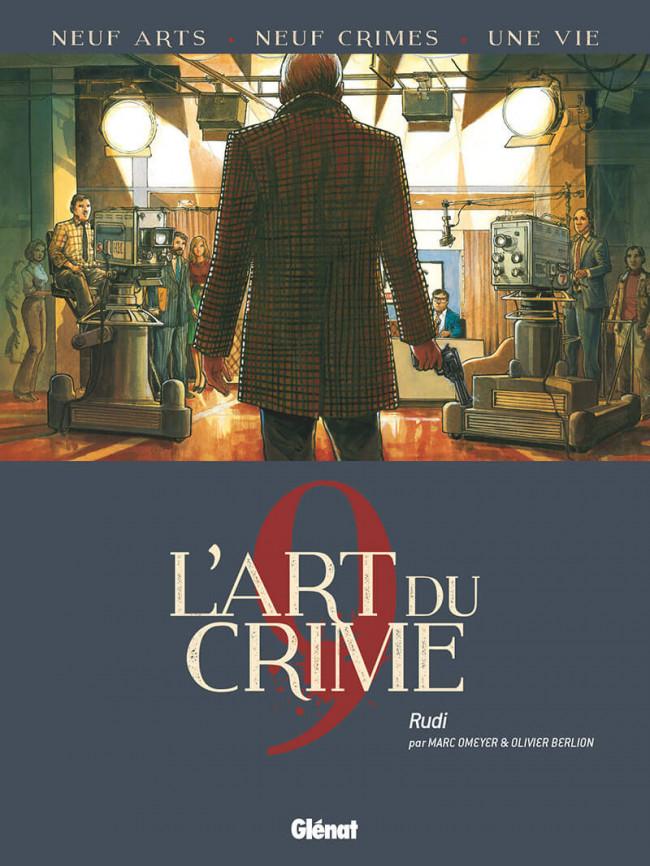 Couverture de L'art du crime -9- Rudi