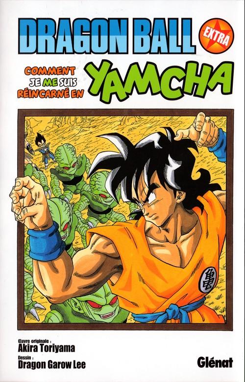 Couverture de Dragon Ball Extra - Comment je me suis réincarné en Yamcha -1- Tome 1