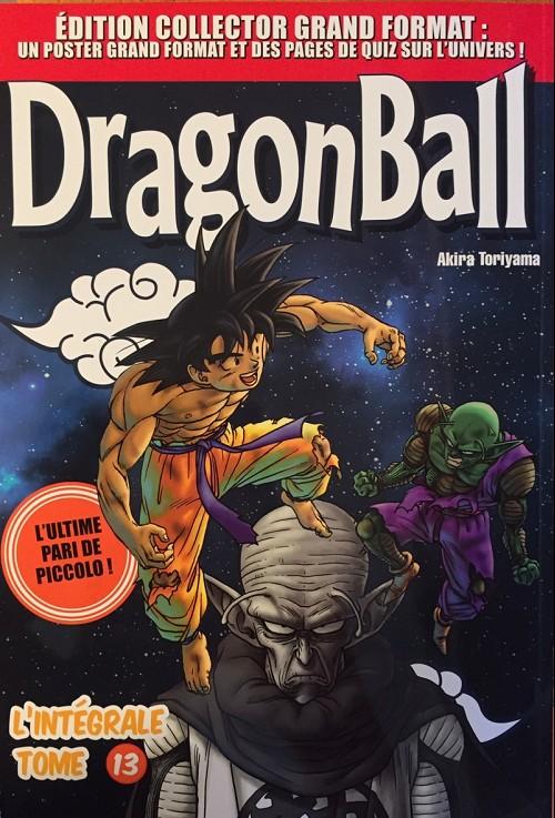 Couverture de Dragon Ball - La Collection (Hachette) -13- Tome 13