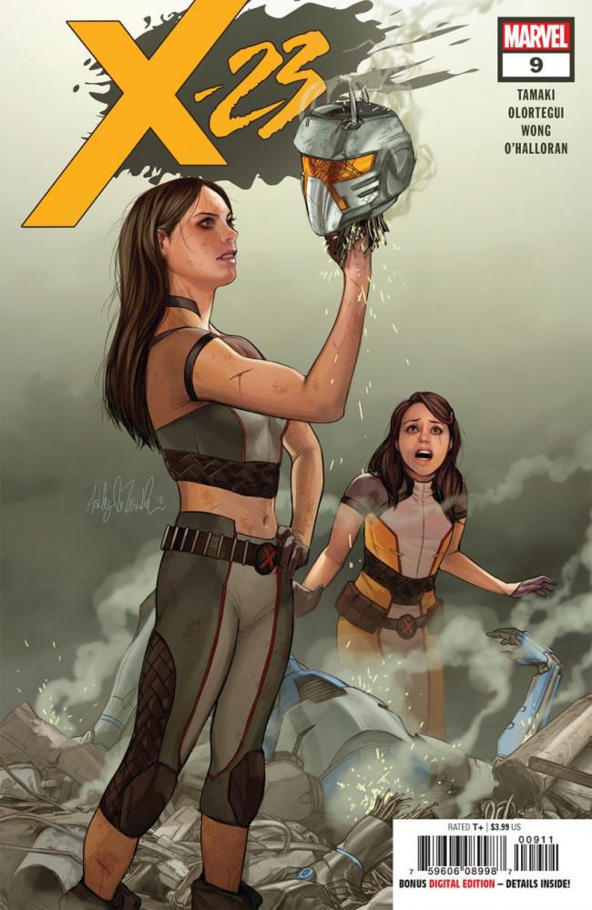 Couverture de X-23 (2018) -9- X-Assassin: Part 3